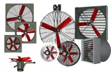 Ventilatori i oprema